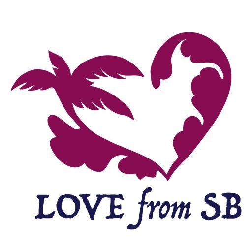 Love from Santa Barbara