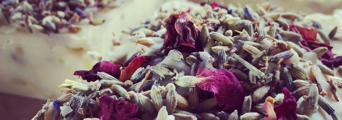 Lavender Merlot Moisturizing Soap