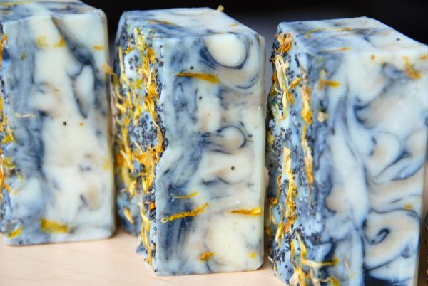 Montecito Marble Soap - Love from SB