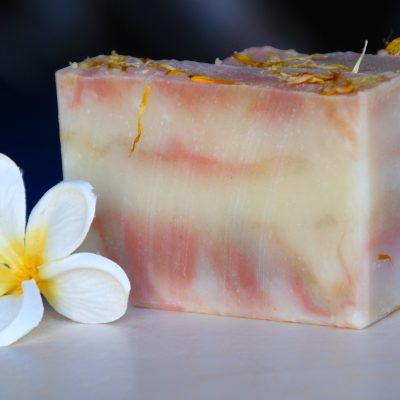 Tropical Plumeria Soap