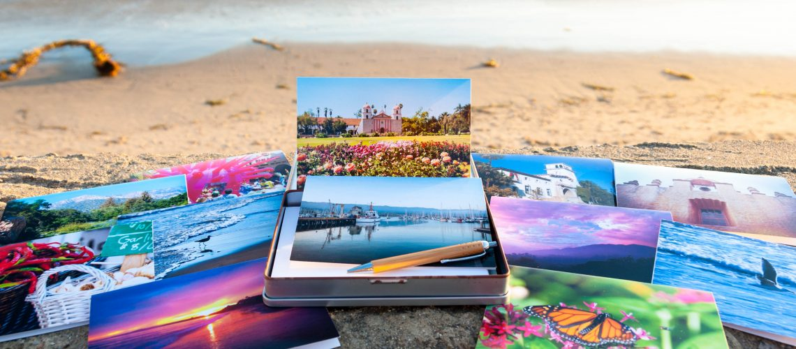 Santa Barbara Greeting Cards