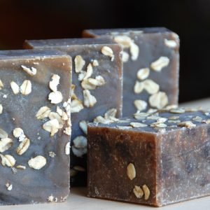 Pumpkin Spice Goat's Milk Soap - Love from Santa Barbara