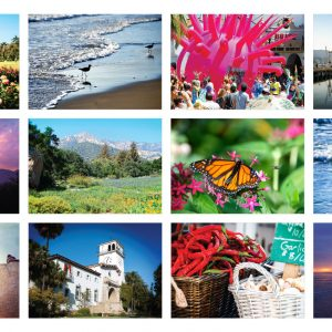 Refill of Quintessential Santa Barbara Greeting Card Set