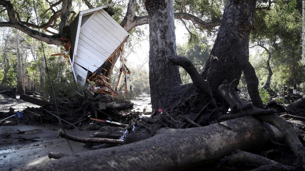Montecito natural disasters