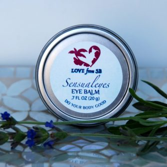 Sensualeyes Eye Balm - Love from Santa Barbara
