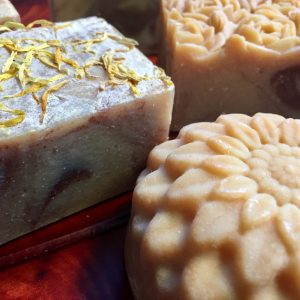 Buttered Cocoa Spice Soap - Love from SB