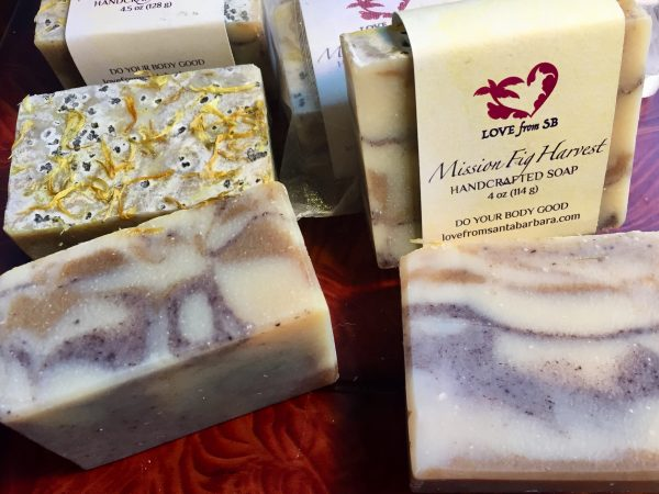 Mission Fig Harvest Soap/vers2 - Love from SB
