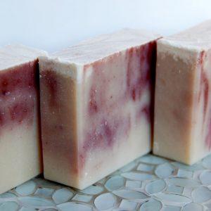 Cherry Amaretto Soap