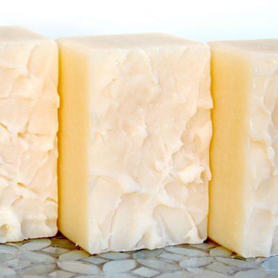 Gardenia Silk Soap