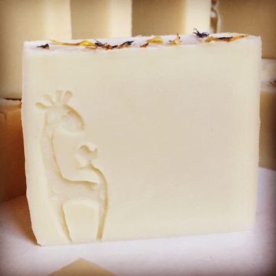 Oh Baby Unscented Handmade Soap