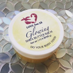 Glowing Shea Butter Balm