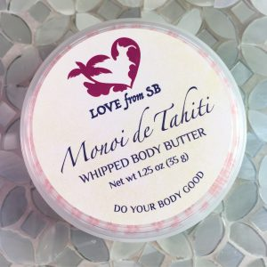 Monoi de Tahiti Whipped Body Butter