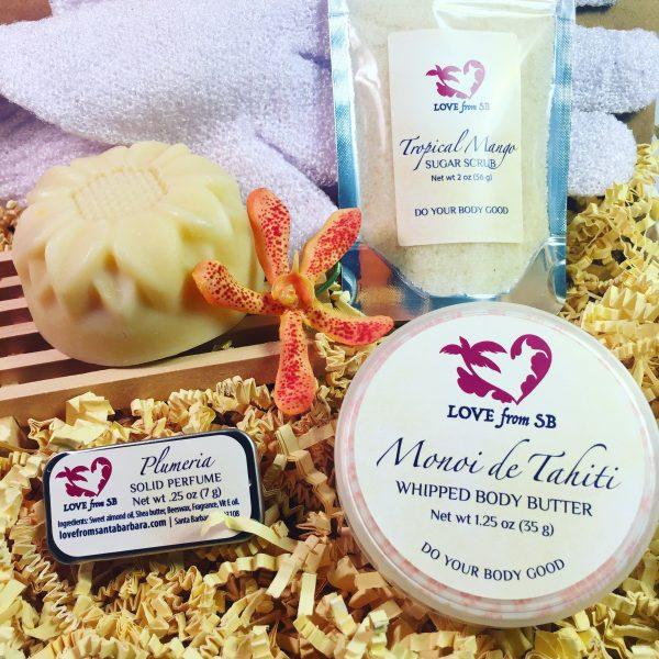 Tropical Bliss Gift Set