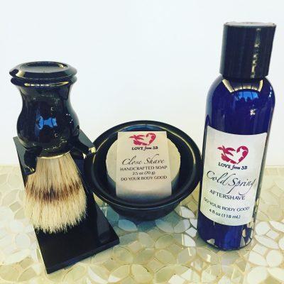 Close Shave Gift Set