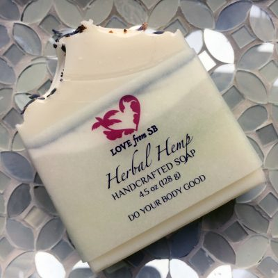Herbal Hemp Soap