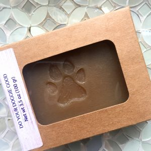 Love Me Do Doggie Shampoo Bar