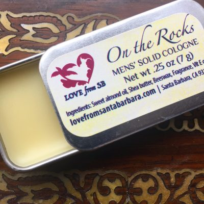 On the Rocks Men's Solid Cologne