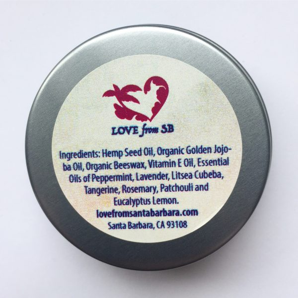 Herbal Hemp Salve
