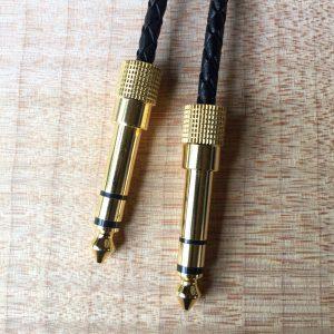 Bolo Tie Guitar/Amp Plugs
