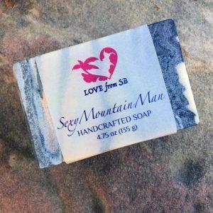 Sexy Mountain Man Soap