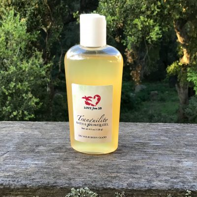 Tranquility Bath and Shower Gel